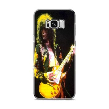 Led Zeppelin (yellow) Samsung Galaxy S8 | Galaxy S8 Plus Case