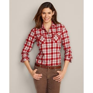 Stine's Favorite Flannel Shirt | Eddie Bauer