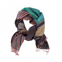 Love, Adorned : SARI SCARF FROM INDIA- WEB ONLY - INSCARF03