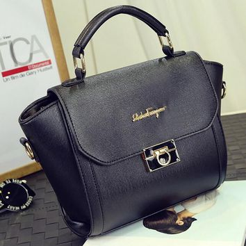 unique female casual crossbody messenger bags fashion women leather shoulder bag chic handbag gift 59  number 1