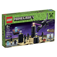 LEGO® Minecraft Creative Adventure The Ender Dragon