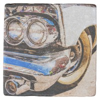 Classic Car Beauty Stone Beverage Coaster