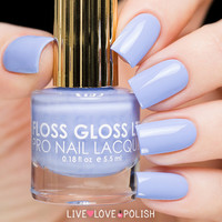 Floss Gloss 95% Angel Nail Polish