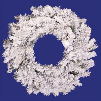 "Artificial Christmas Wreath - 24 ""  - Alaskan Pine"
