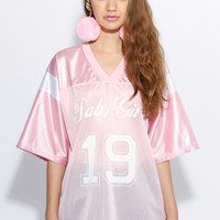 BABY GIRL 19 BABY PINK JERSEY