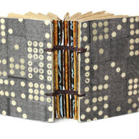 Small Dominoes Journal As seen at the 2012 GBK by Thenibandquill