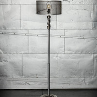 Classified Moto Floor Lamp by ClassifiedMoto on Etsy
