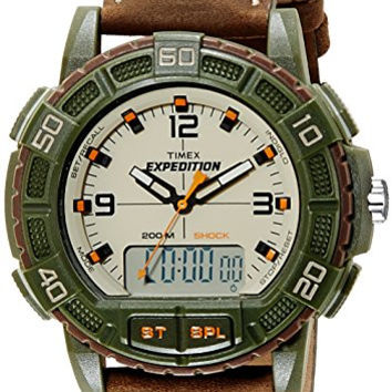 Timex Men's Expedition Analog-Digital Dial Watch