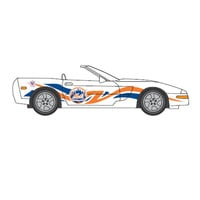 Top Dog 1:64 Chevy Corvette - MLB New York Mets