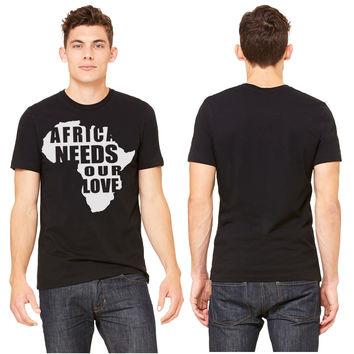 Africa Needs Our Love T-shirt