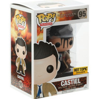 Funko Supernatural Pop! Television Leviathan Castiel Vinyl Figure Hot Topic Exclusive
