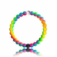 Limited Edition Rainbow Make A Wish Lokai Bracelet- RARE & AUTHENTIC
