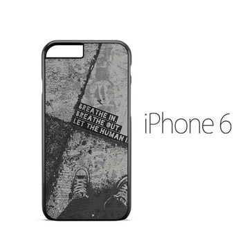 Human Of Monsters and Men iPhone 6 Case