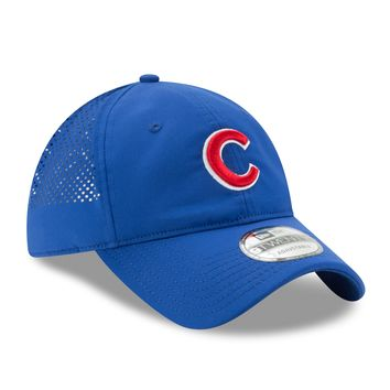 Chicago Cubs 9FORTY Perf Pivot 2 New Era Adjustable Hat