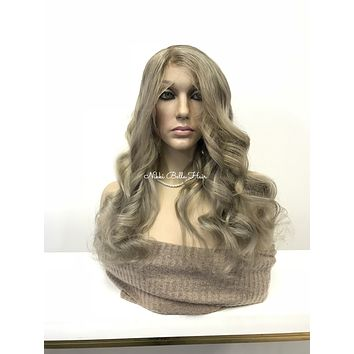 Blonde full lace wig - Juliana