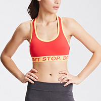 High Impact - Don't Stop Sports Bra