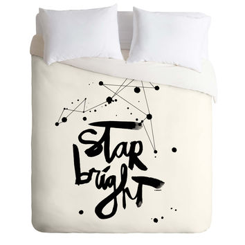 Kal Barteski Star Bright Duvet Cover