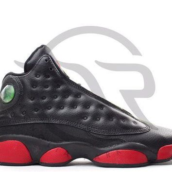 PEAPUX5 AIR JORDAN RETRO 13 BG (GS) - DIRTY BRED
