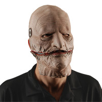 Slipknot Men's Corey Mask With Removable Upper Face Slipknot Mask Multi