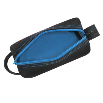 Dopp Kit Blue Jay Made of Recycled Tires