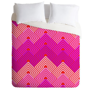 Holli Zollinger Techno Circuit Duvet Cover