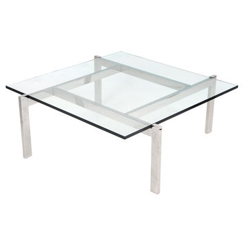 Cosmopolitan Coffee Table Clear