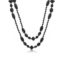 Bling Jewelry Glam Goth Necklace