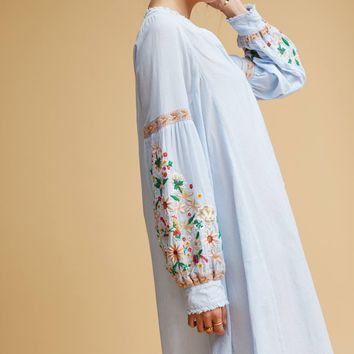 Frida Embroidered Tunic