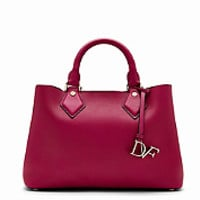 Voyage Small Leather Carryall Tote