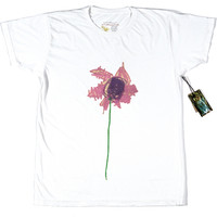 FLOWER GRAPHIC TEE - LOOSE FIT