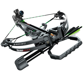 Quad Edge-340 fps-4x32 scope/3arrows/Blk