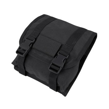Large Utility Pouch Color- Black