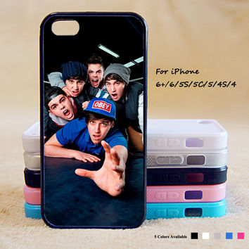 Janoskians Phone Case For iPhone 6 Plus For iPhone 6 For iPhone 5/5S For iPhone 4/4S For iPhone 5C