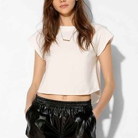 BLANKNYC Sporty Lasercut Short-