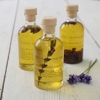 Lavender And Camomile Bath Oil