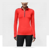 Check it out. I found this Nike Element Half-Zip Women's Running Top at Nike online.