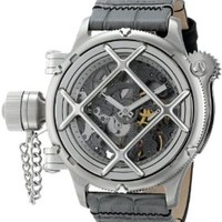 Invicta Men's 14630 Russian Diver Analog Display Mechanical Hand Wind Grey Watch