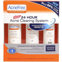 Acne Free Clear Skin Treatments