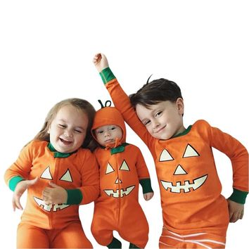 Baby & Toddler Boys and Girls Halloween Outfits