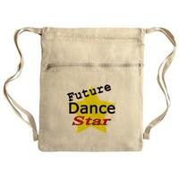Future Dance Star Cinch Sack