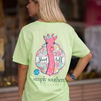 Simply Southern - Youth: Giraffe Stand Tall