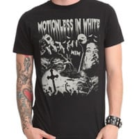 Motionless In White Horror T-Shirt