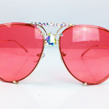 Retro Red Sunnies