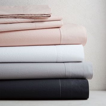 Organic Washed Cotton Sheet Set
