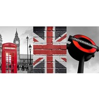 Wallpops London Wall Art