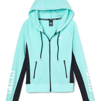 Perfect Zip Hoodie - PINK - Victoria's from Victoria's Secret