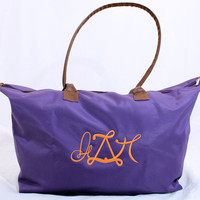Sorority Travel Champ Tote with GLG