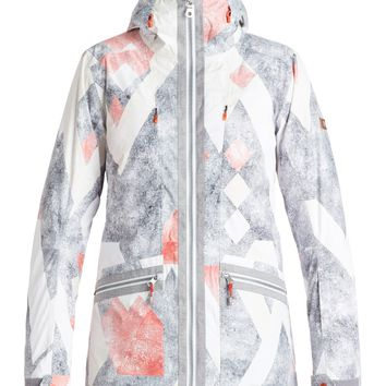 Torah Bright Ascend Snow Jacket 889351147288 | Roxy