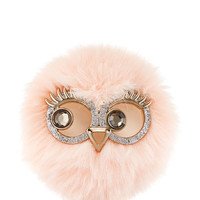 PINK LADY OWL VISOR CLIPScentportable Holder