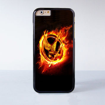 Hunger Game Mockingjay Plastic Case Cover for Apple iPhone 7 7 Plus 6 6 Plus 4 4s 5 5s 5c